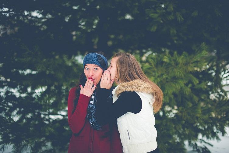คุณจะทำอย่างไรหากมีคนมาพูดให้ร้ายคนอื่นให้คุณฟัง