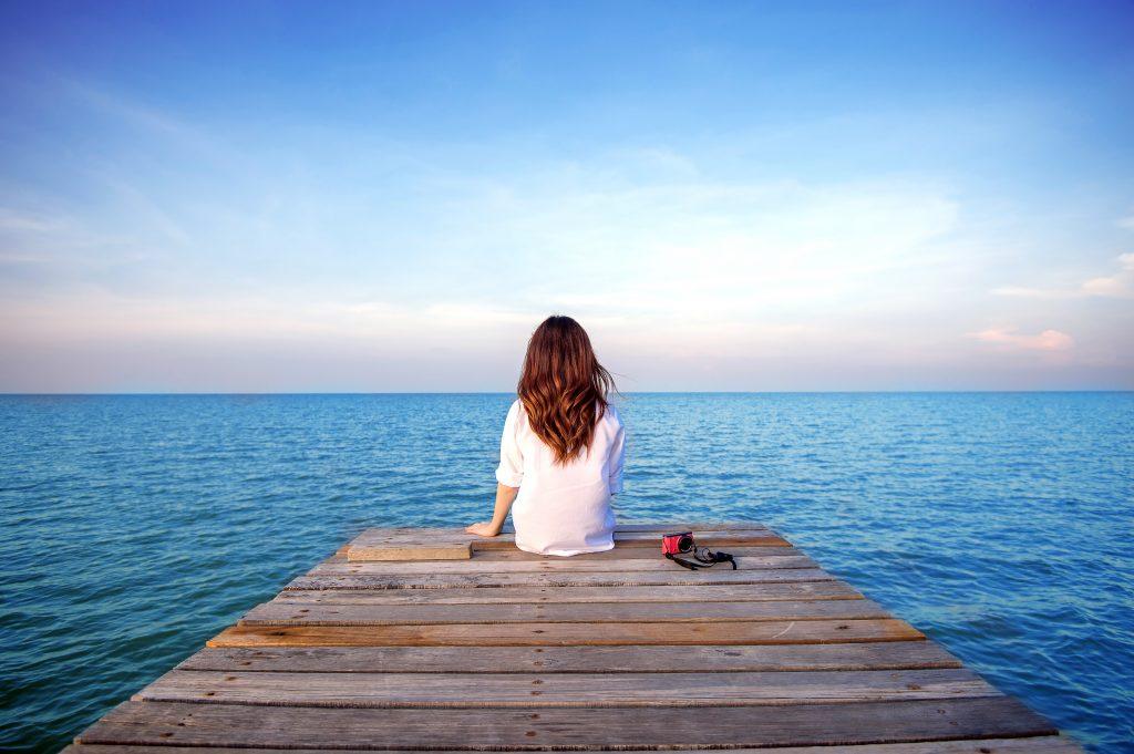 หาเวลาเงียบๆ อยู่กับตัวเองในทุกๆวัน